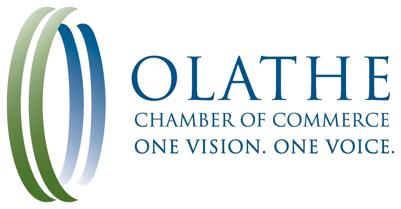 Olathe Chamber of Commerce logo